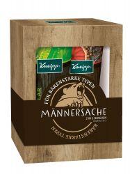 Kneipp Sprchové gely pro muže dárková sada 2x200 ml