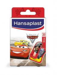 Hansaplast Junior Cars náplast 20 ks