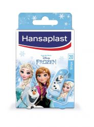 Hansaplast Junior Frozen náplast 20 ks