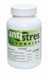 Naturvita Antistres 60 kapslí
