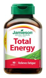 JAMIESON Total Energy cps.90