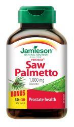 Jamieson Prostease Saw Palmetto 125 mg 60 kapslí