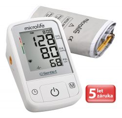 Microlife BP A2 Basic automatický tlakoměr na paži