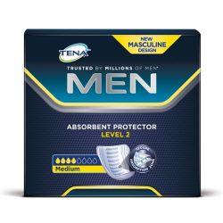 Tena Men Level 2 inkontinenční vložky pro muže 10 ks