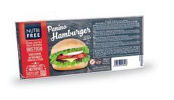 Nutrifree Bezlepkové hamburger housky 2x90 g