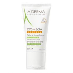 A-derma Exomega CONTROL emolienční krém 50 ml