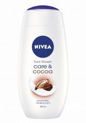 Nivea Care & Cocoa sprchový gel 250 ml