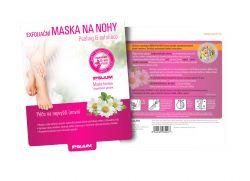 Ipsum prestige Maska Exfoliační na nohy 40 ml