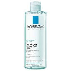 La Roche-Posay Effaclar micelární voda pro mastnou pleť 400 ml