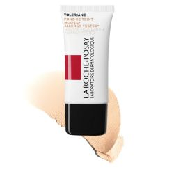 La Roche-Posay Toleriane Teint 01 zmatňující pěnový make-up 30 ml