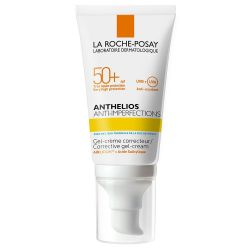 La Roche-Posay Anthelios Anti-Imperfections SPF50+ neparfémovaný gel-krém 50 ml