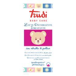 Trudi Dětské čistící hydratační mléko s pylovým extraktem 250 ml