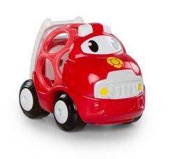 BRIGHTSTARTS Hračka OBALL autíčko hasičské 18m+