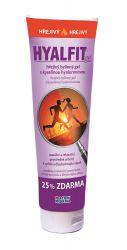 Hyalfit Gel hřejivý 125 ml + 25 % zdarma