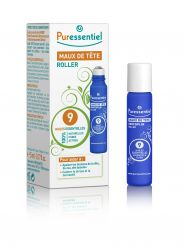 PURESSENTIEL Roll-on s esenciálními oleji 5 ml