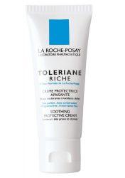 LA ROCHE-POSAY Tolériane hydratační emulze Riche 40ml