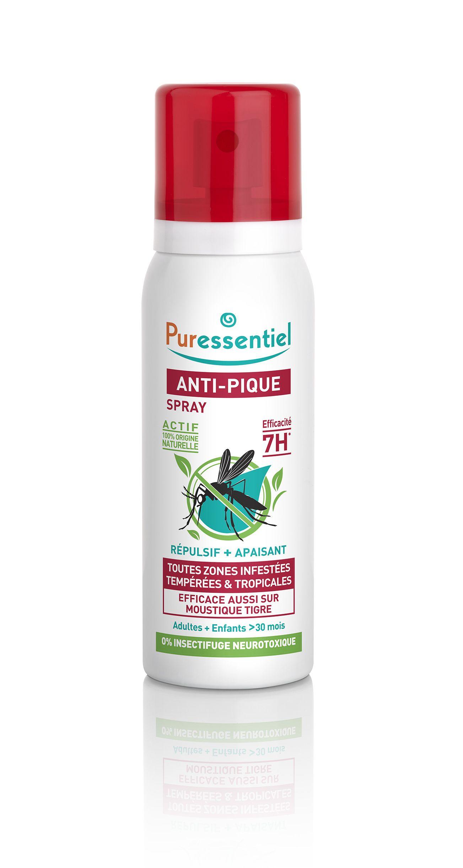 PURESSENTIEL Sprej proti bodavému hmyzu 75 ml