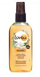 Lovea Monoi olej urychlující opálení bez SPF sprej 125 ml