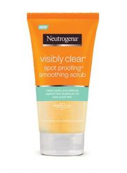 Neutrogena Visibly clear Spot proofing™ vyhlazující peeling 150 ml