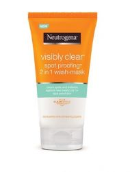 Neutrogena Visibly clear Spot proofing™ čisticí emulze a maska 150 ml