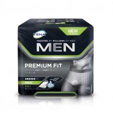 Tena Men Protective Underwear Level 4 M/L inkontinenční prádlo 10 ks
