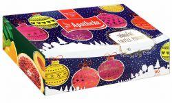 Apotheke Kolekce ovocných čajů Vánoční dárkové balení 96 sáčků