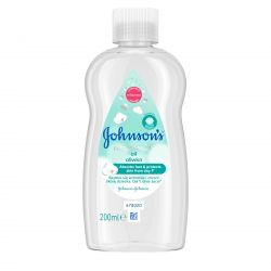 Johnson's Baby Cottontouch Olej 200 ml