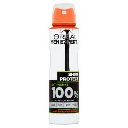 Loréal Paris Men Expert Shirt Protect pánský antiperspirant sprej 150 ml
