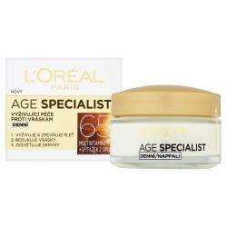 Loréal Paris Age Specialist 65+ denní krém proti vráskám 50 ml
