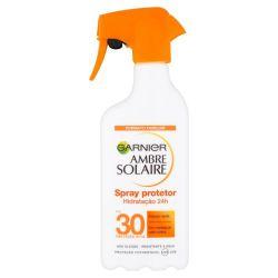 Garnier Ambre Solaire SPF 30 opalovací sprej 300 ml