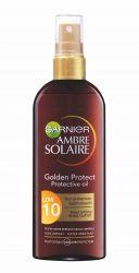 Garnier Ambre Solaire Golden Protect SPF 10 olej 150 ml