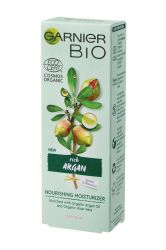Garnier BIO Vyživující hydratační krém s arganovým olejem a aloe vera 50 ml