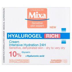 Mixa Hyalurogel intenzivní hydratační péče 50 ml
