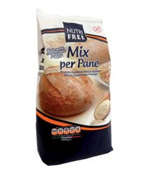 Nutrifree Bezlepková směs na pečivo 1 kg