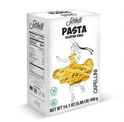 Sotelli Bezlepkové těstoviny Capellini 400 g