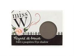 Miss W Oční stíny No 014 - Matt cocoa