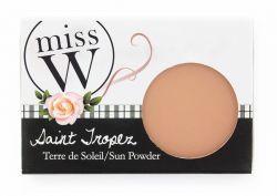 Miss W Sluneční pudr Saint Tropez Golden beige