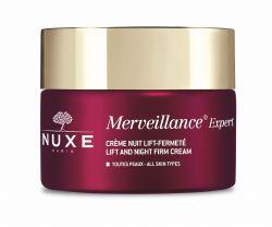 Nuxe Merveillance Expert noční zpevňující péče 50 ml