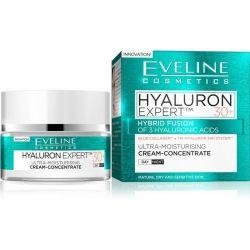 Eveline Hyaluron Clinic 30+ denní a noční krém 50 ml