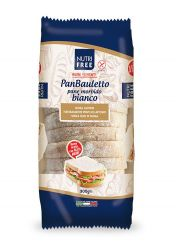 Nutrifree Panbauletto bezlepkový chleba 300 g