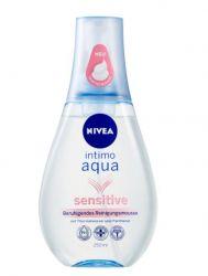 Nivea Pěna pro intimní hygienu Sensitive 250 ml