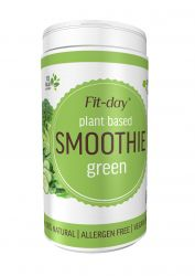 Fit-day Smoothie brokolice-okurka-špenát 600 g