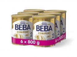 BEBA Comfort 2 HMO 6x800 g