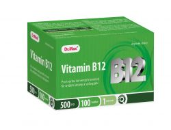 unes Vitamin B12 100 tablet
