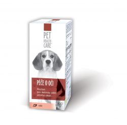 Pet health care Péče o oči roztok 100 ml