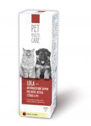Pet health care LOLA šampon pro kočky, koťata, štěňata a psy 200 ml