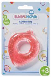 Baby Nova Kousátko chladivé Jahoda