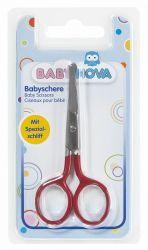 Baby Nova Nůžky na nehty 1 ks