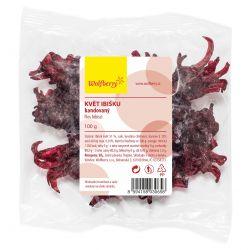 Wolfberry Kandovaný květ ibišku 100 g
