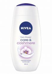 Nivea Sprchový gel Care&Cashmere 250 ml